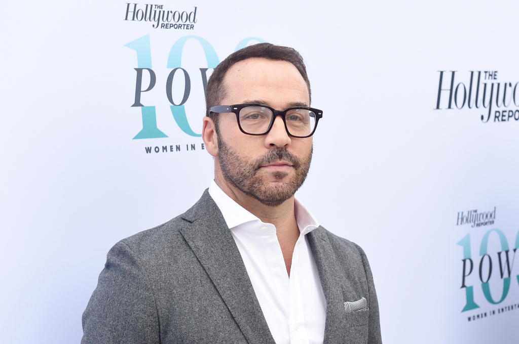 Actor Jeremy Piven attends The Hollywood Reporter's Annual Women in Entertainment Breakfast in Los Angeles at Milk Studios on December 7, 2016 in Hollywood, California.