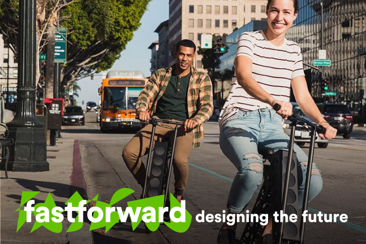 Fast Forward: designing the future