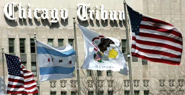 Newspapers acknowledged publishing dozens of items in print or online from outsourcing firm Journatic that appeared under fake bylines. The Chicago Tribune, for example, said the matter is under investigation. But the newspaper's corporate parent, the Tribune Co., is a new investor in Journatic