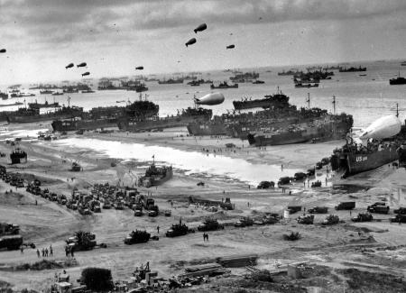 D-Day on June 6 1944