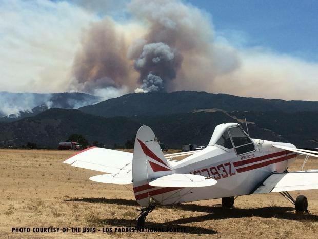 The Detwiler Fire in Mariposa County has scorched more than 15,000 acres.
