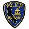 riverside police patch seal badge