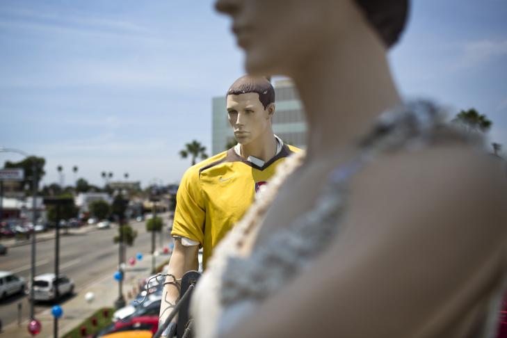 Road Mannequins - 4
