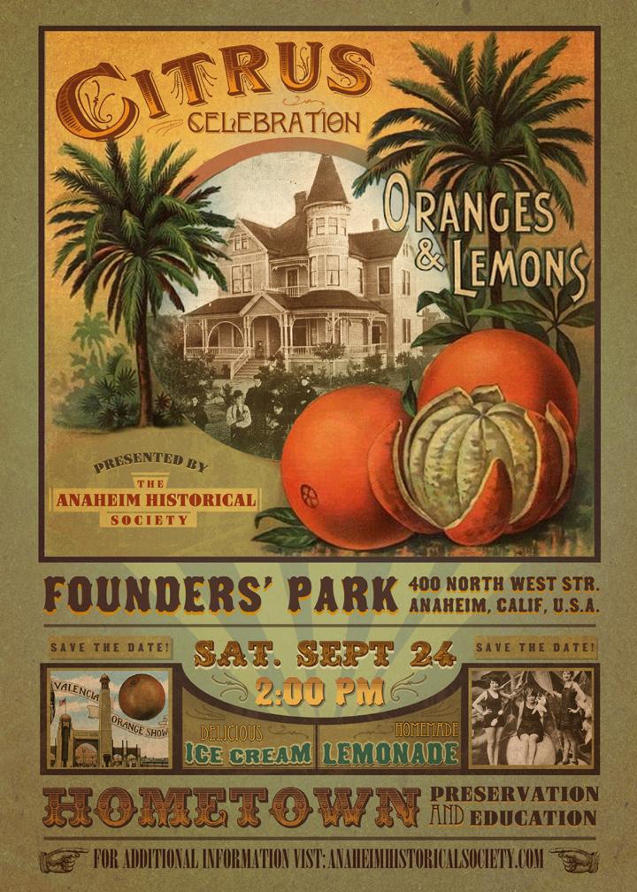 2011 Citrus Celebration.