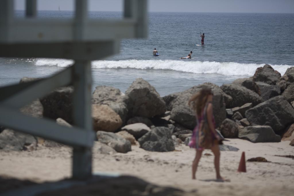 Slideshow: Lightning struck Catalina hours before it hit ...