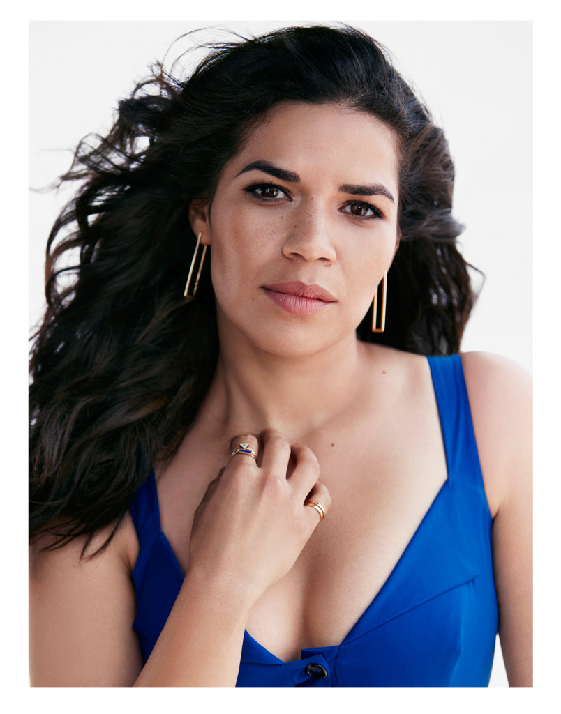 Activist and actress America Ferrera is the star and a producer of the NBC comedy