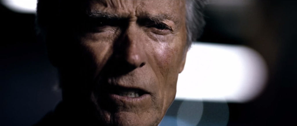 Clint Eastwood in a 2012 Super Bowl ad for Chrysler.