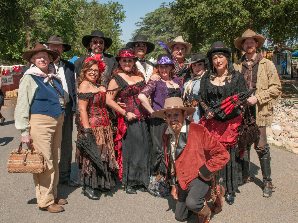 Santa Clarita's Cowboy Festival is riding into town this weekend with music, theater, historic tours and more.