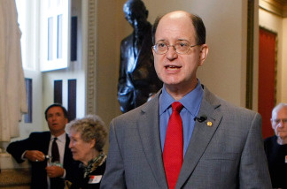 Congressman Brad Sherman talks politics with Patt