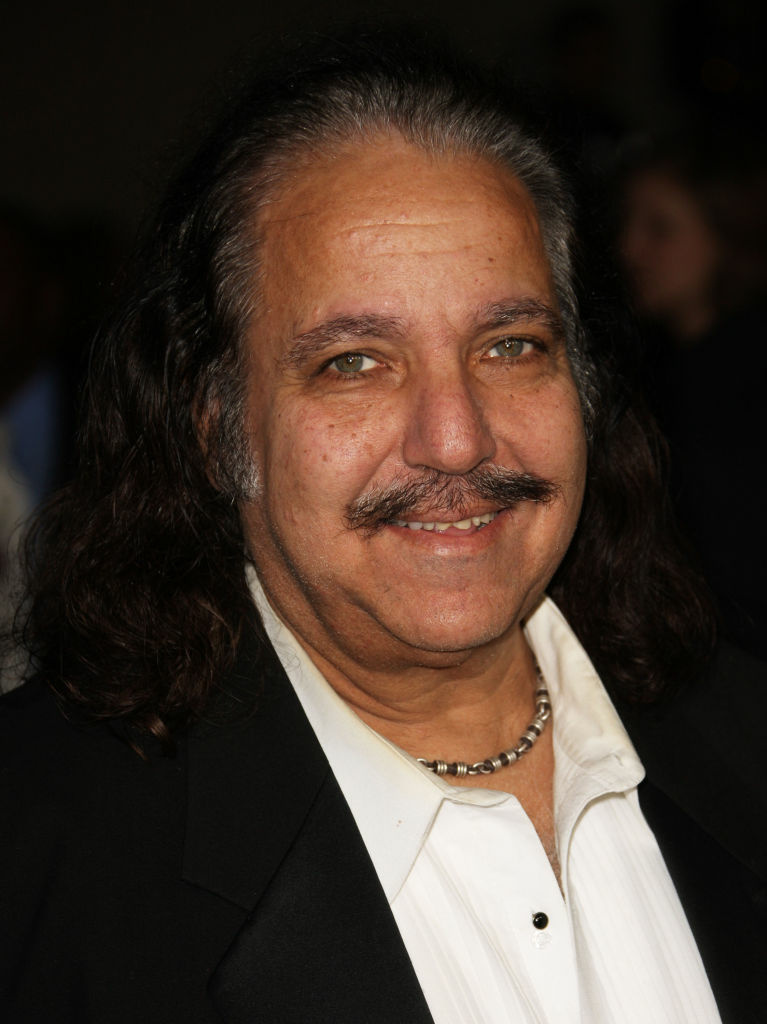 Actor/director Ron Jeremy arrives at the 63rd Annual Directors Guild Of America Awards held at the Grand Ballroom at Hollywood & Highland on January 29, 2011 in Hollywood, California.