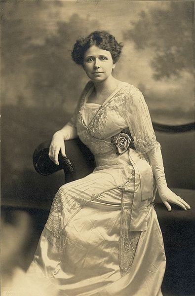 Hattie Carraway, the first woman elected to the U.S. Senate.