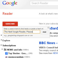Google's announcement this week that it would discontinue its Reader after the end of June has left loyal users angry — and scrambling for replacements.