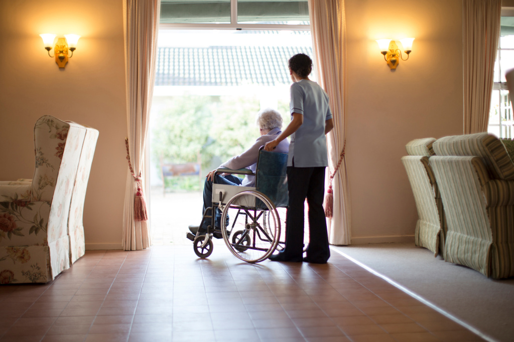 Of more than 9,000 nursing homes analyzed,  61% were cited for one or more infection-control deficiencies.