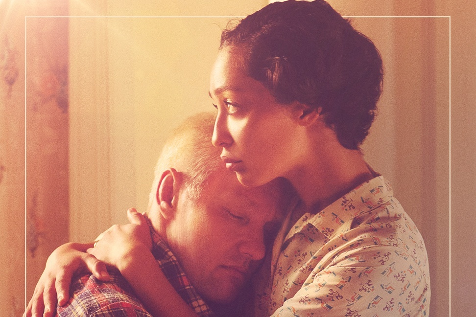 Joel Edgerton plays Richard Loving and Ruth Negga plays Mildred Loving in the upcoming film,