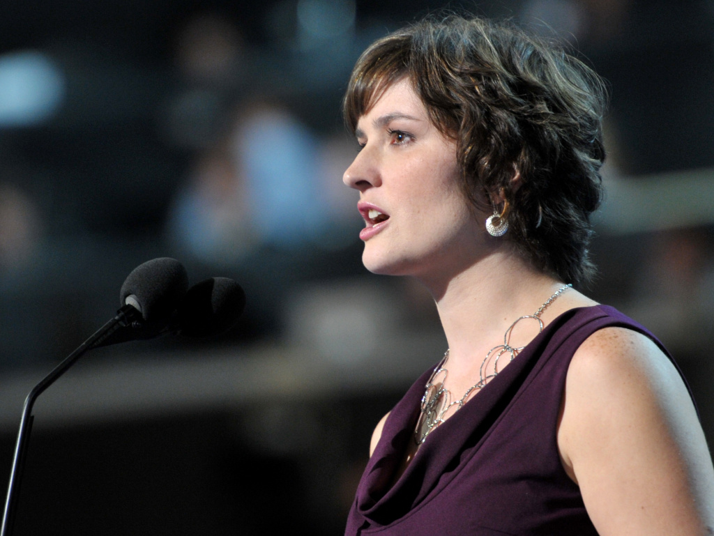 Sandra Fluke entered the national spotlight when she spoke in support of the Affordable Care Act's mandate that insurance companies pay for contraceptives, which drew the ire of Rush Limbaugh.
