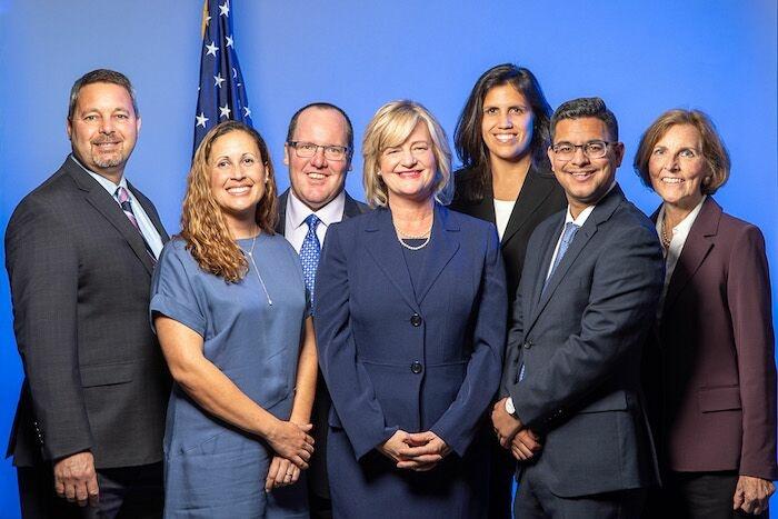 The Costa Mesa City Council.