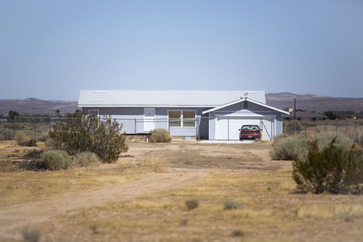 California City has 170 miles of water infrastructure, much of which covers empty lots where housing developments planned in the 1960's never came to fruition. Today, the city must continue to maintain the infrastructure which is beginning to fail at the same rate.
