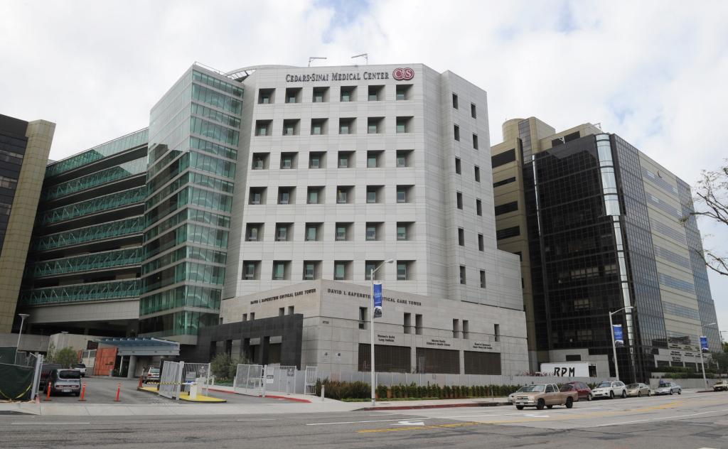 Patt Morrison | Cedars-Sinai squeezes out psychiatric services