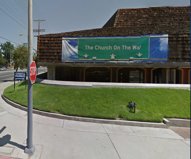 The Church on the Way in Van Nuys.