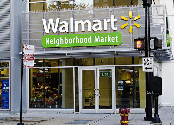 Wal-Mart announced it plans to open a new Walmart Neighborhood Market mid-August in downtown L.A.'s Chinatown neighborhood. (File photo: Walmart Neighborhood Market).