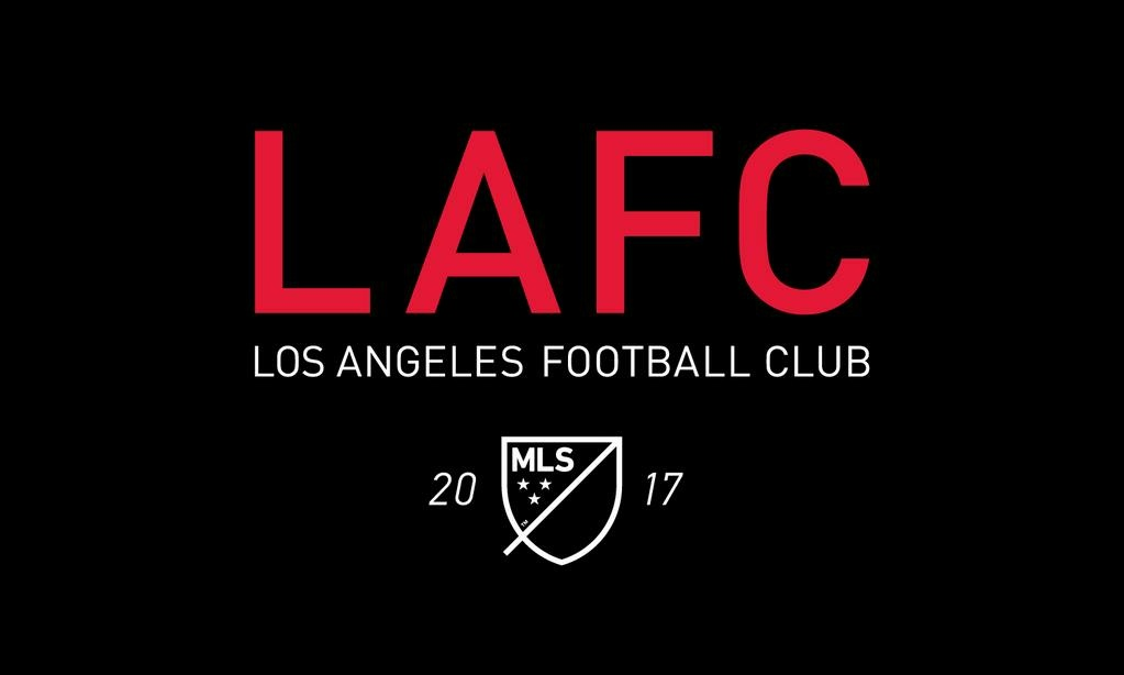 The logo for the Los Angeles Football Club.