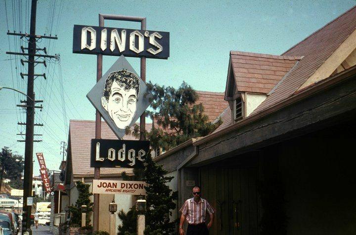 Dino's Lodge Vintage LA
