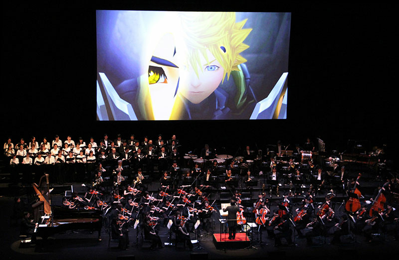 "The ""Kingdom Hearts"" video game concert tour."