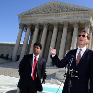 Supreme Court Hears Arguments On Constitutionality Of Health Care Law