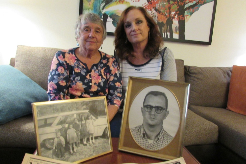Ann Holland and her daughter Carolyn Gill are still trying to learn all the details of the 1968 disappearance of Air Force Tech Sergeant Mel Holland.