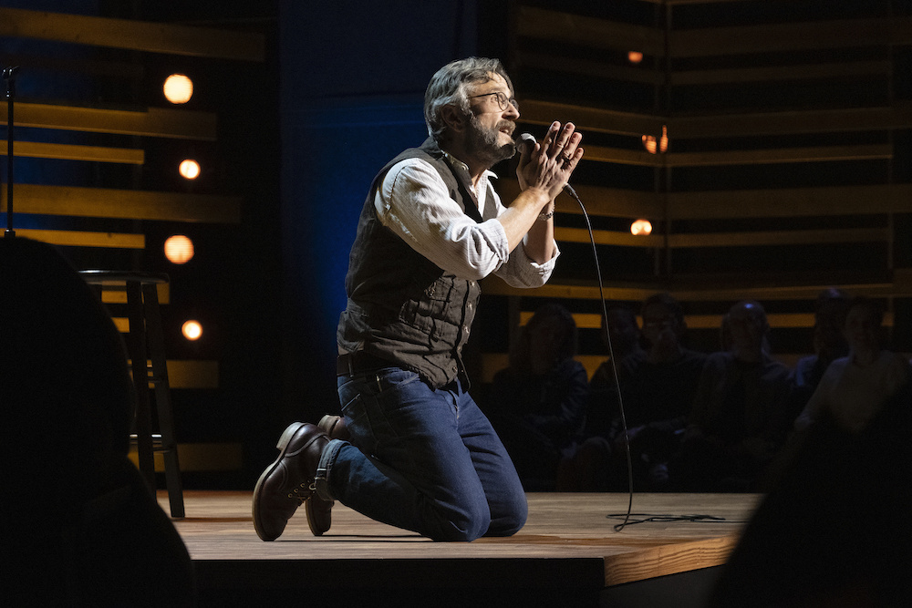 Marc Maron's new Netflix special is titled