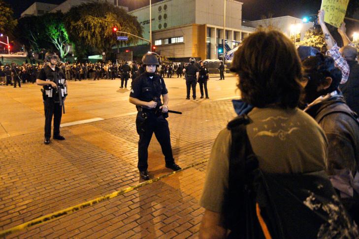 Occupy LA - November 29, 2011
