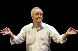 John Lithgow during a performance of Stories by Heart