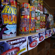 Fireworks Sold Ahead Of July 4th Holiday