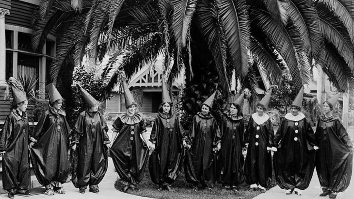 Halloween 1912