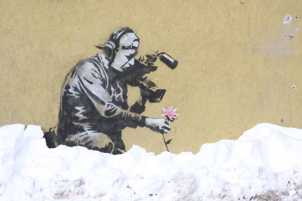 California man who damaged Banksy art in Utah gets probation