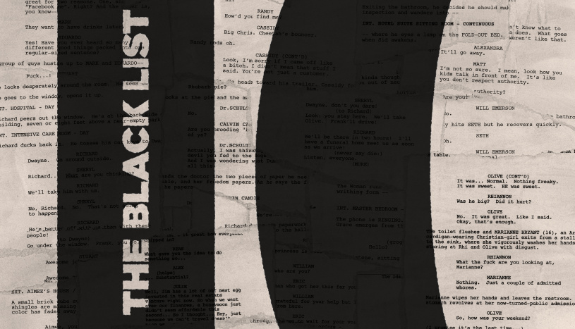 The Black List.