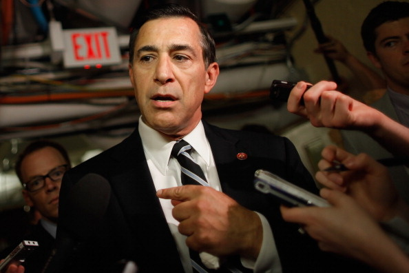 Calif. Republica Rep. Darrell Issa has some questions for Energy secretary Steven Chu.