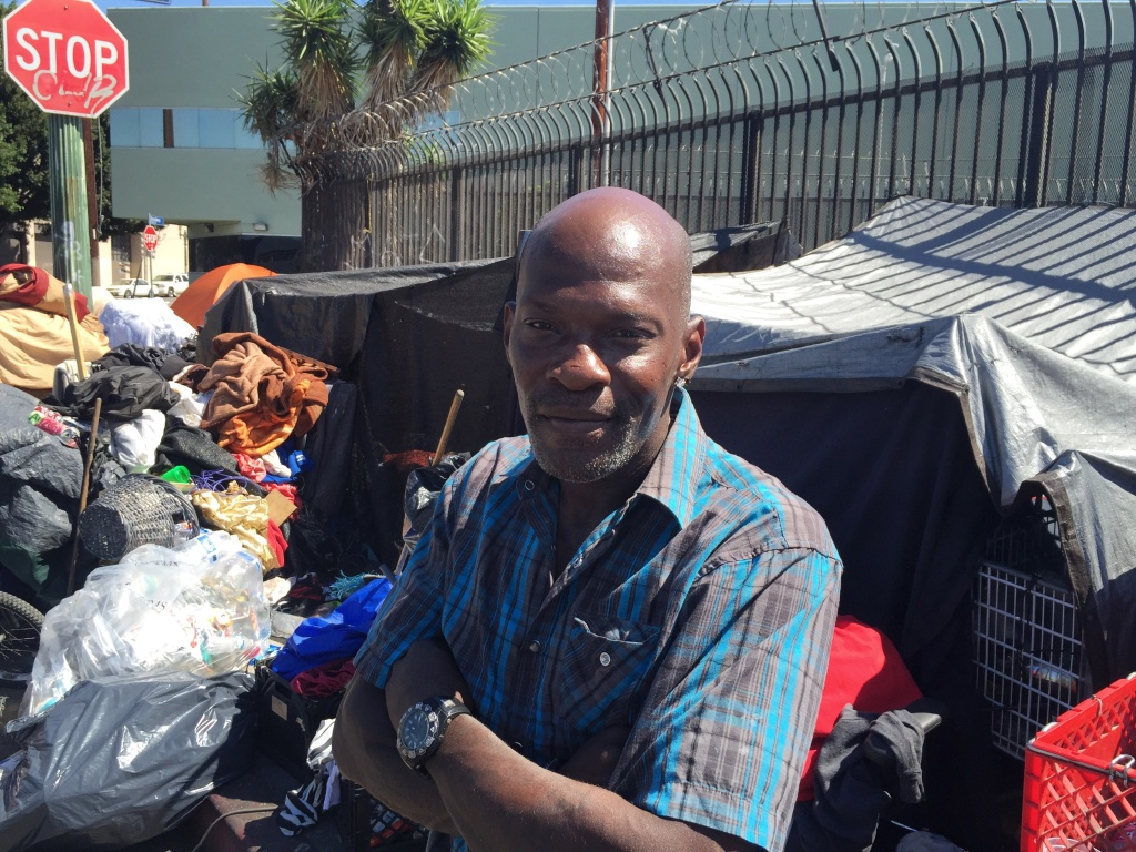 Heshimu Coleman used to bring cans and bottles to A1 Electronics Recycling to make money. Eventually, the owner gave him a job working recycling.But, when the center stopped recycling cans and bottles, he lost his job.