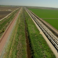 Much of the State Water Project is comprised of pipelines that carry water south
