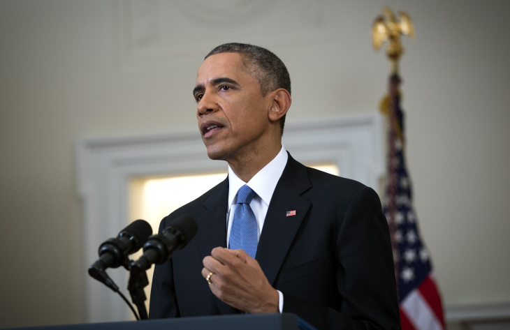 Obama Makes Statement On U.S.-Cuba Policy