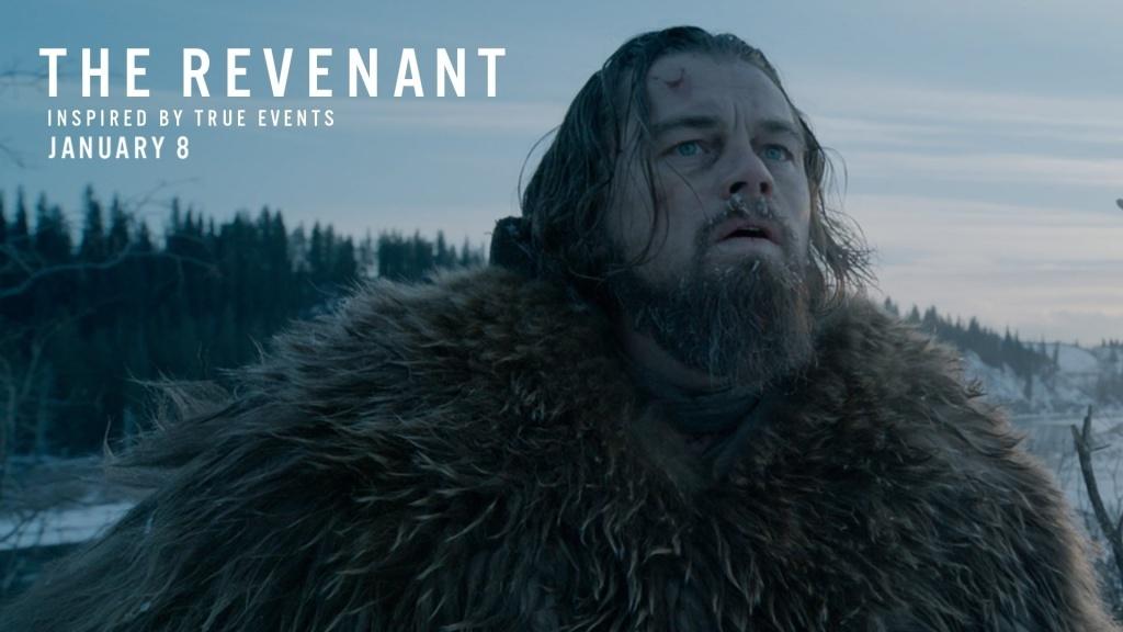 Trailer for 'The Revenant.'
