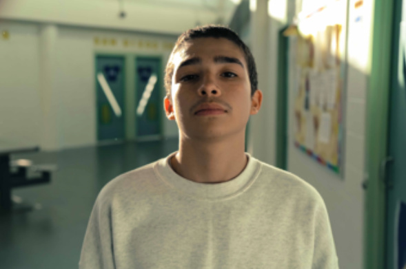 Antonio was arrested one month after his 14th birthday. He faced 90 years to life for two attempted murders.
