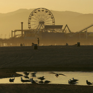 Santa Monica Pier Ferris Wheel Up For Sale On Ebay