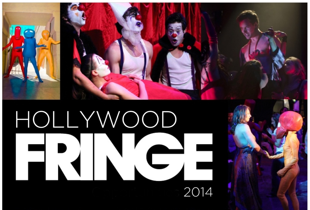2014 Hollywood Fringe Festival