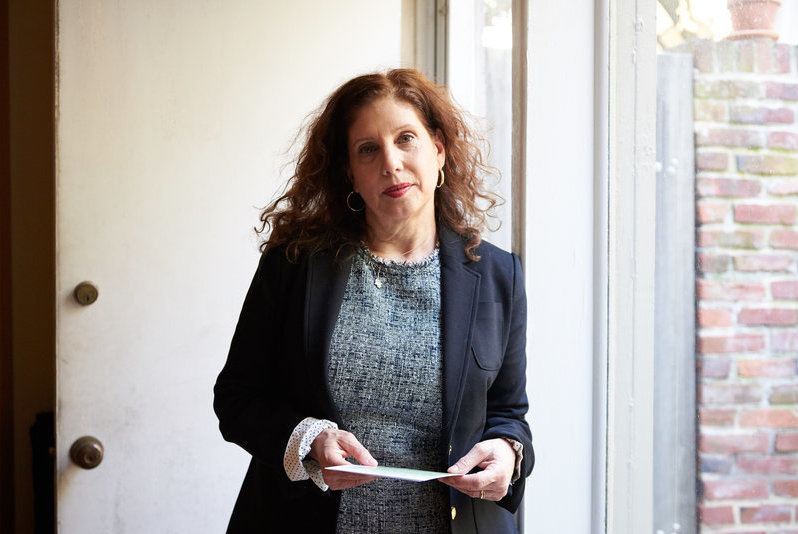 Ronda Goldfein, who leads the Philadelphia nonprofit Safehouse, says the group will open the first supervised injection site in the country next week over objections of the Department of Justice and some community members.