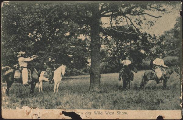 der Wild West Show, 2006
