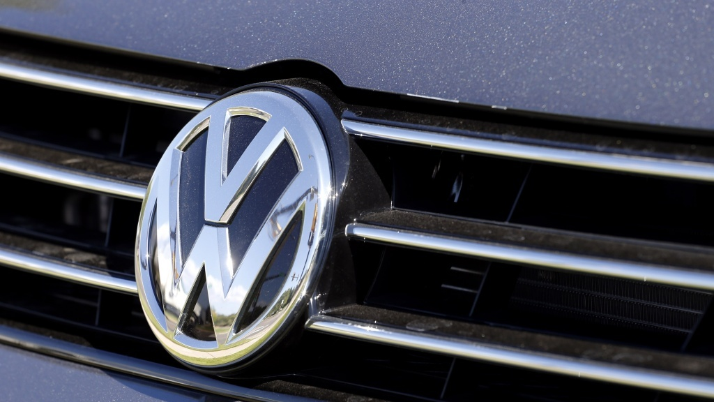 Oliver Schmidt, the Volkswagen executive who once was in charge of complying with U.S. emissions regulations, has been charged with conspiracy to defraud the U.S. government and wire fraud. (File photo)