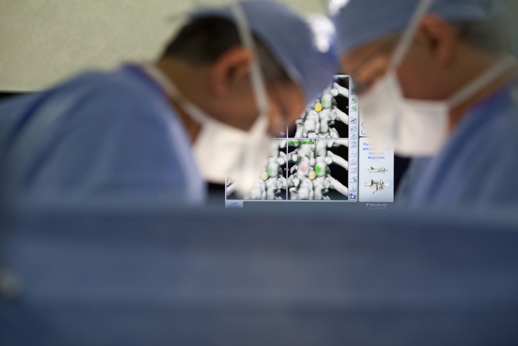 Selling the Spine: Doctors profit in the OR, but at whose expense