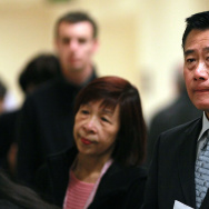San Francisco Mayoral Candidate Leland Yee Casts Vote Ahead Of Election