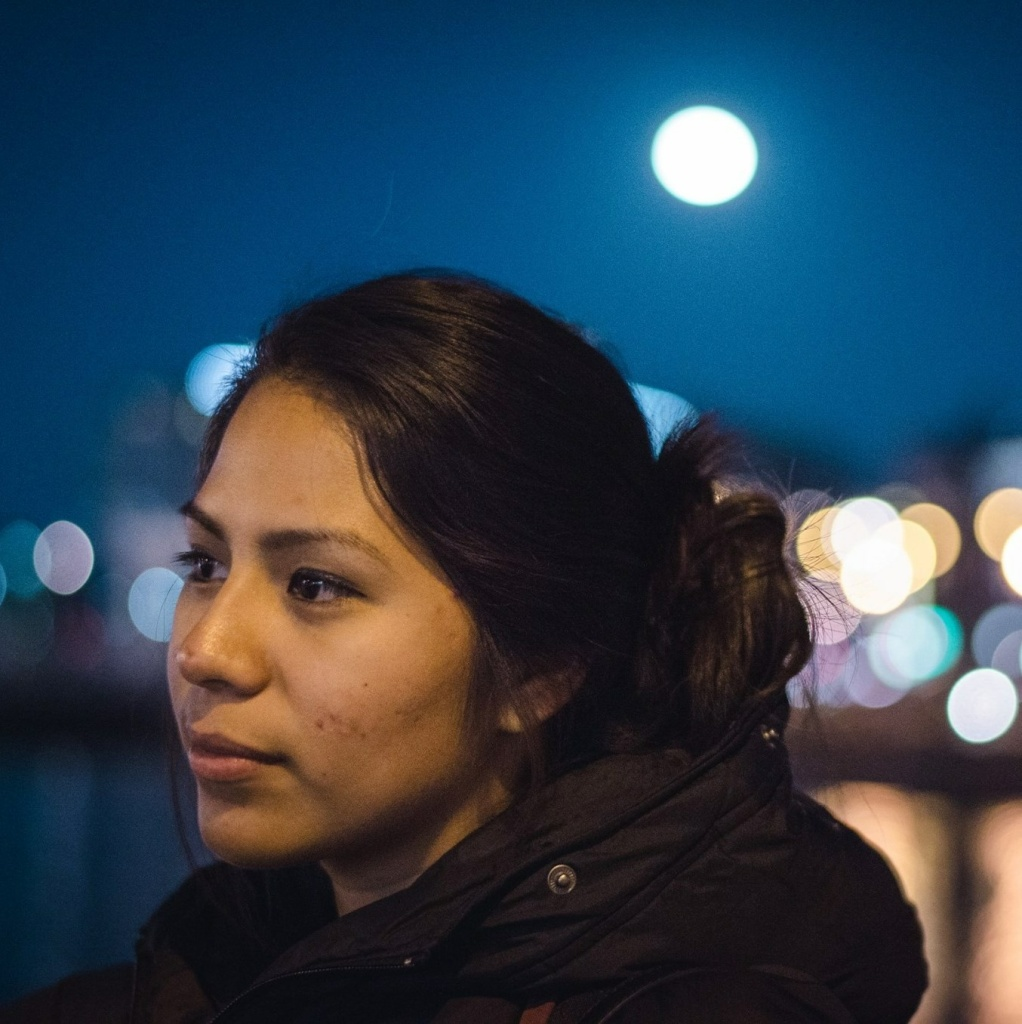 A photo of Nohemi Gonzalez from her Facebook page.
